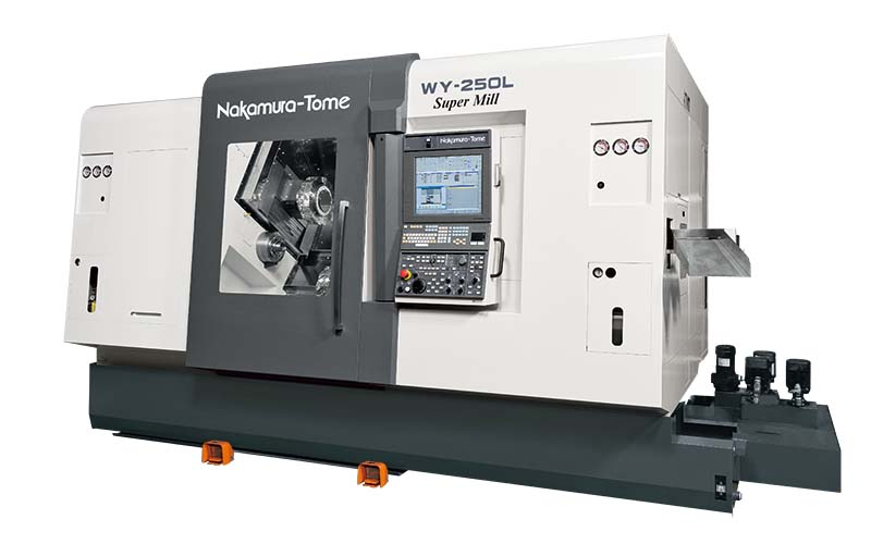 super-mill-wy-250l_5 Precision Machining