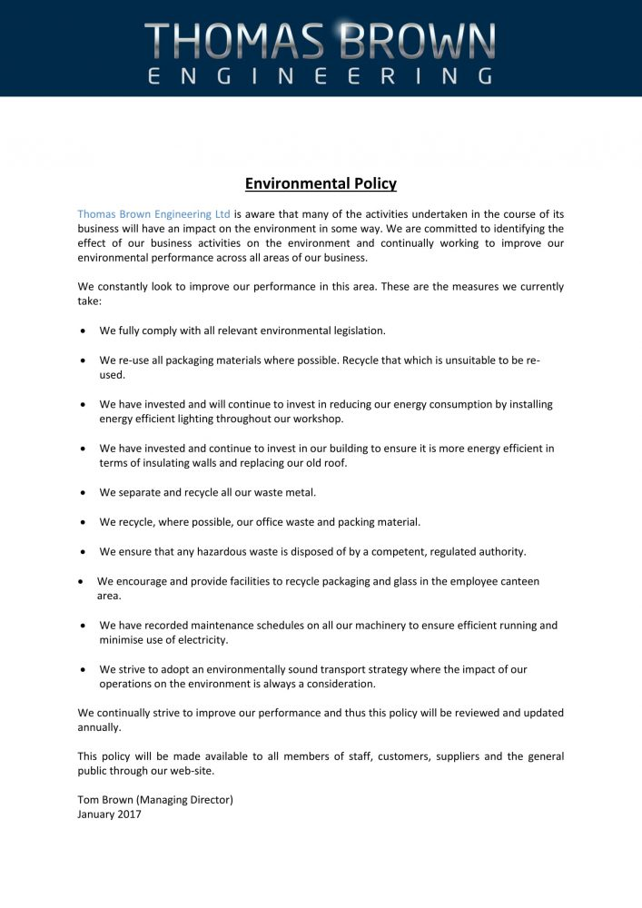 Environmental Policy-1