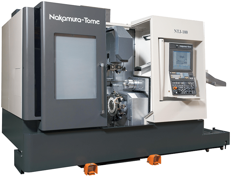 Nakamura-Tome NTJ-100 machine